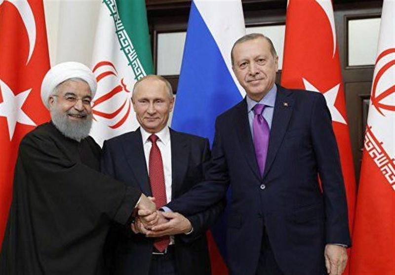 Iran, Russia, Turkey Forward Sochi Summit Statement to UN