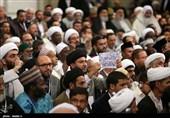 دیدار شرکتکنندگان در اجلاس محبان اهل بیت (ع) و مسئله تکفیریها