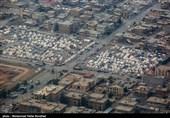 جدیدترین تصاویر هوایی ازمناطق زلزله زده سرپل ذهاب
