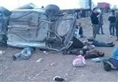 13 فوتی و 68 مصدوم نتیجه تصادفات جادهای اتباع خارجه در اصفهان