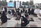مراسم میهمانی لالهها در 270 گلزار شهدای استان گلستان اجرا میشود