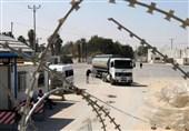 رژیم صہیونیستی نے ایک مرتبہ پھر راستہ بند کردیا