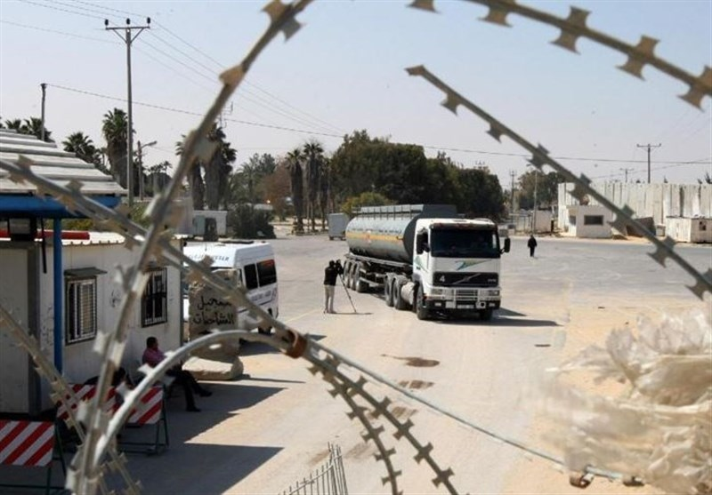اسرائیلی فوج نے غزہ کو بھیجا گیا تجارتی سامان لوٹ لیا