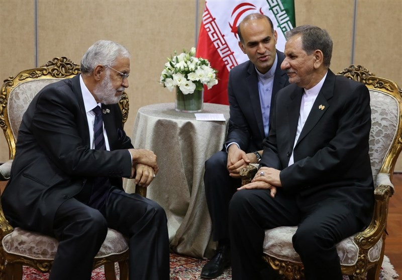 Iranian VP, Libyan FM Discuss Closer Ties