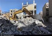 فوت دو مصدوم زلزله کرمانشاه در بیمارستان/آخرین آمار 483 نفر+اسامی