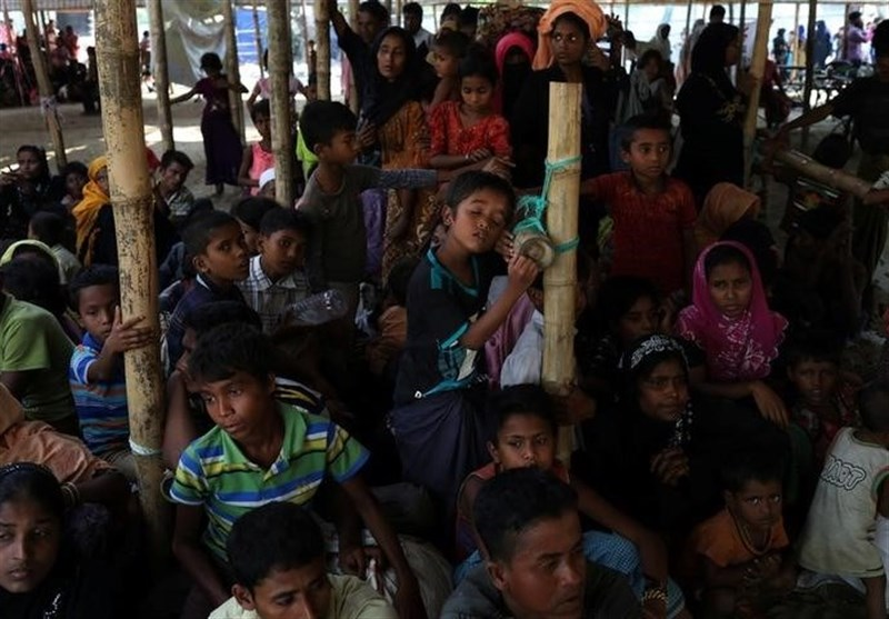 Myanmar Builds Military Bases Where Rohingya Once Lived, Prayed: Amnesty