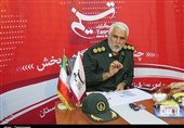 معاون سپاه استان خوزستان: تروریستها با لباس پوششی به محل حادثه آمدند/ به درک واصل شدن تروریستها/ بازگشت آرامش به اهواز