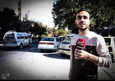 السوریون یثمنون الدور الایرانی فی الحرب ضد داعش