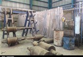 کارخانه فولاد خرم آباد 3