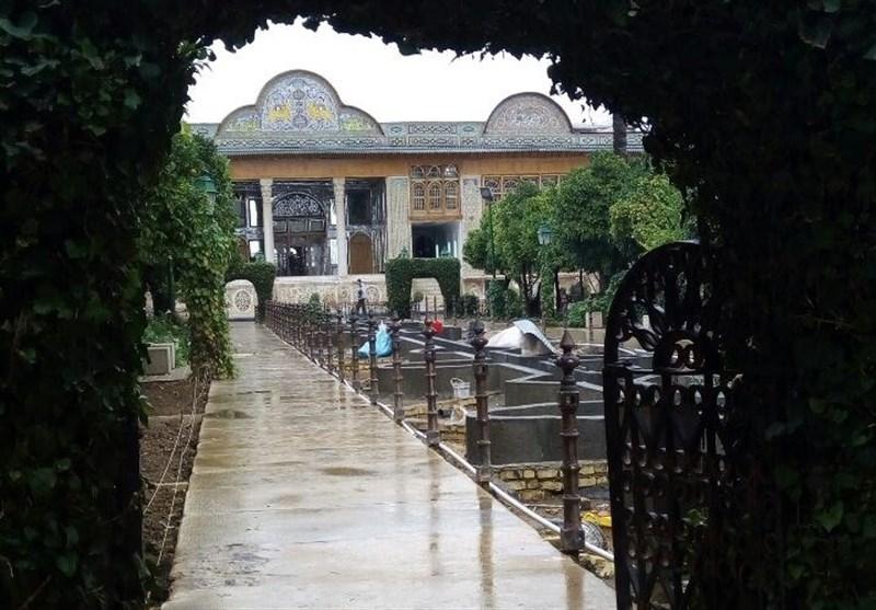 حکایت یکی از زیباترین بناهای دیدنی ایران در تصاویر مرمتی