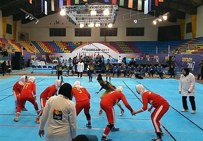 تیم کبدی فارس به مصاف آلومینیوم اراک میرود