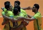 مازندران| سرمربی تیم والیبال خاتم: خوشحالم که کاله را در آمل شکست دادیم