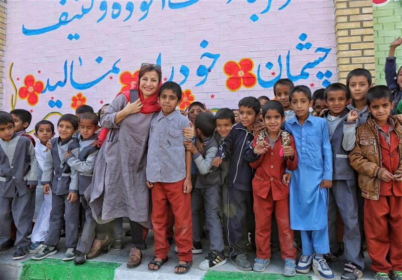 زاهدان و روزگار کودکان سوخته+ تصاویر