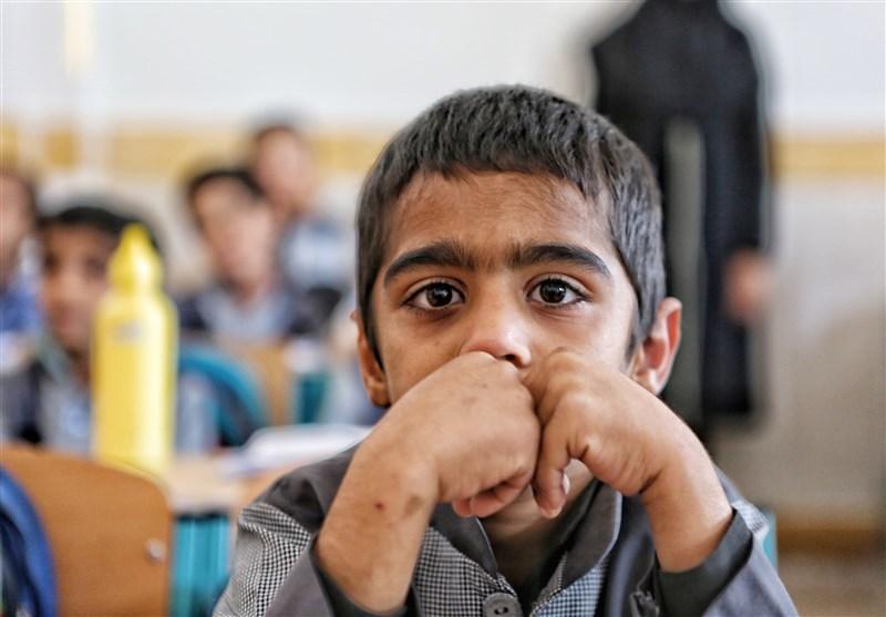 مدرسه روستای بابا اسکندر سرپلذهاب توسط بسیج سازندگی قزوین بازسازی میشود