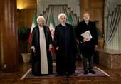 البرلمان الإیرانی یستضیف اجتماعا لرؤساء السّلطات الثلاثة