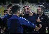 نشست خبری پیش از بازی استقلال خوزستان - پدیده برگزار نشد