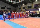 کبدی  ٢٥ بازیکن به پنجمین اردوی تیم ملی کبدی بانوان دعوت شدند