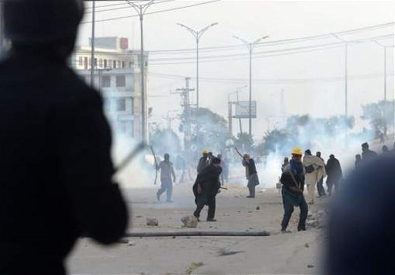 اعتصاب اسلام آباد2