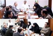 نشست مسئولان کمیته ملی المپیک با فدراسیونهای رزمی و تنیس روی میز برگزار شد