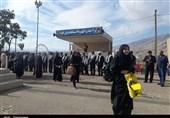 ایلام| 225 دانش آموز به مناطق عملیاتی راهیان نور اعزام شدند