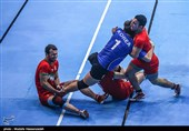 Iran Wins Fajr International Kabaddi Cup