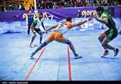 مسابقات قهرمانی کبدی مردان و زنان آسیا - گرگان