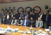 جلسه کمیسیون ورزشکاران کمیته ملی المپیک