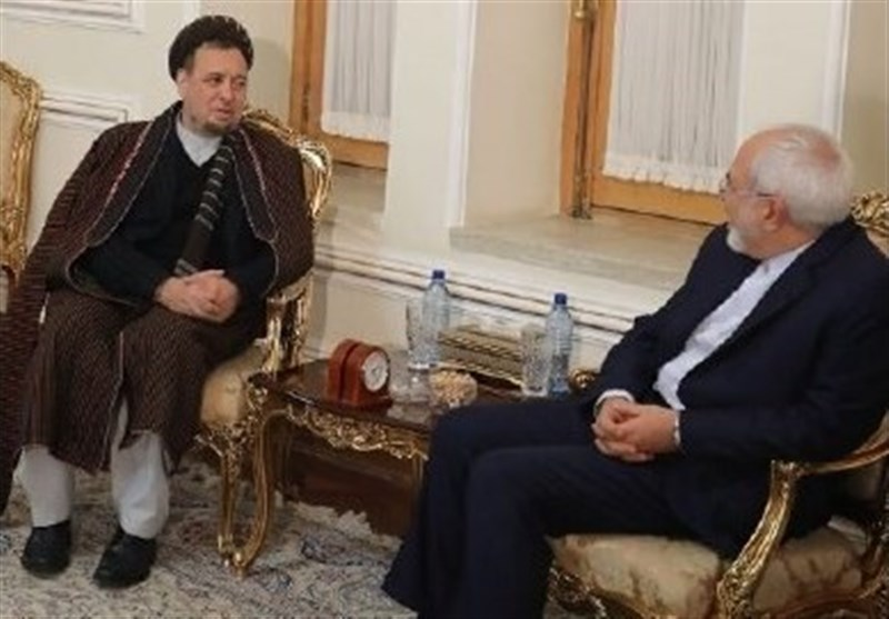 Iran's FM, Afghan Official Mull Tehran-Kabul Cooperation against Terror