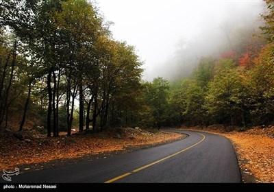صوبہ گلستان میں خزاں کے قدرتی مناظر