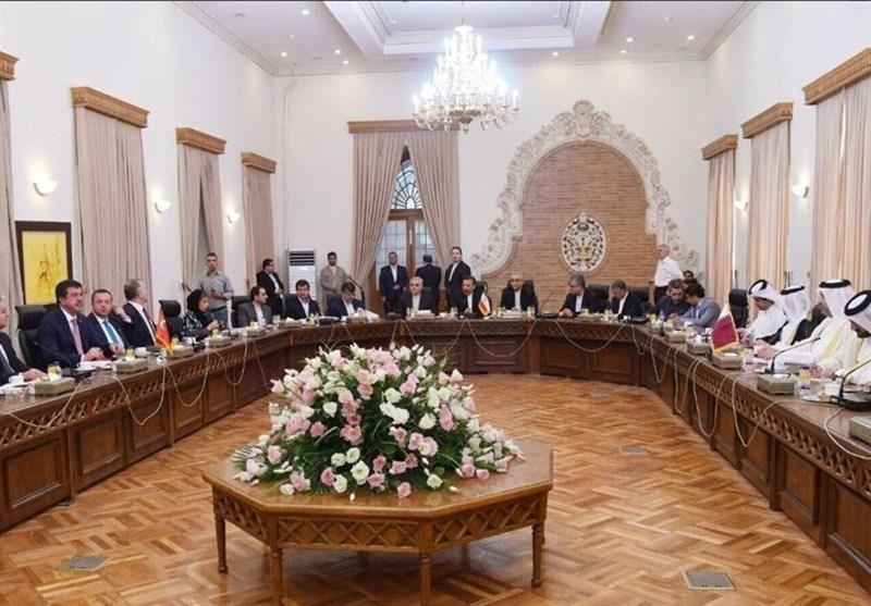 طهران تستضیف اجتماع ثلاثی ایرانی ترکی قطری