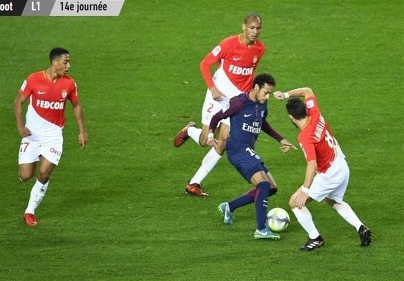 پاریسنژرمن بازی بزرگ را برد و مقتدرانه صدرنشین ماند