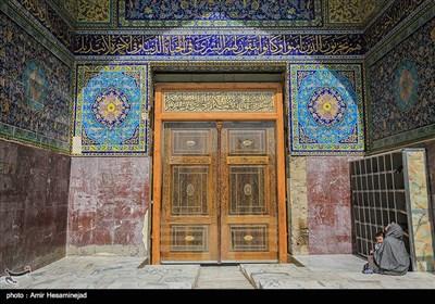 تقریر مصور// الحرم المطهر للامام الحسن العسکری (ع)