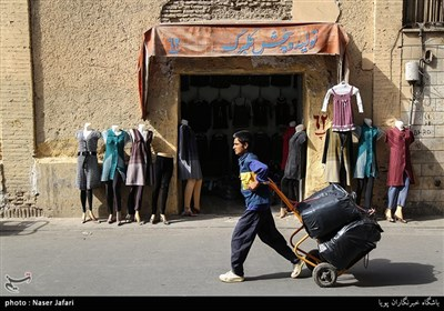 سوق طهران الکبیر بقلب العاصمة