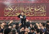 مداحی «امیر عباسی» و «مهدی رسولی» در سوگ امام عسکری(ع) + صوت