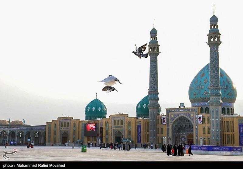 درخواست تولیت مسجد مقدس جمکران از مردم / عید ولادت امام زمان(عج) امسال در جمکران برگزار نمیشود + فیلم