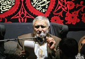 روضهخوانی حاج منصور ارضی در شب شهادت امام عسکری(ع) + صوت