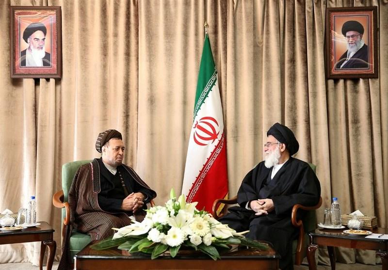 آیة الله شاهرودی: الوحدة بین الشیعة والسنة ستفشل مؤامرات اعداء الاسلام