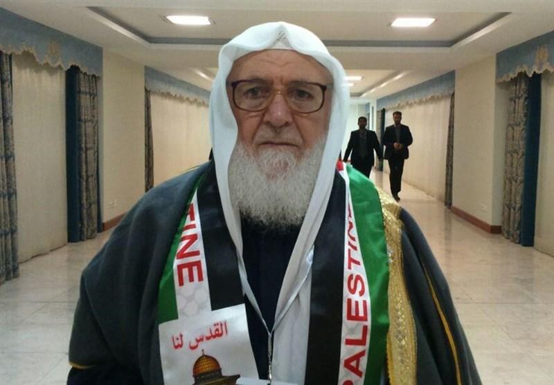 Filistin İslami Şura Başkanı: IŞİD, İran'ın Yardımları İle Yok Edildi