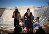 """زخم """"بدقولی"""" و """"سرما"""" بر پیکر بیجان روستاهای زلزلهزده خراسان شمالی تازیانه میزند + تصاویر"""