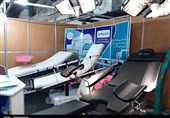 نمایشگاه تچهیزات پزشکی در رشت