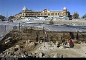 سایت موزه میدان امام(ره) همدان به زودی ساخته میشود