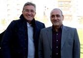 جلسه مشترک برانکو و گرشاسبی با رئیس هیئت مدیره باشگاه پرسپولیس