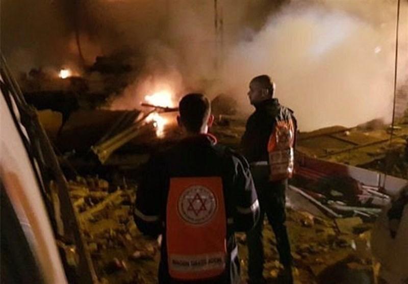 اسرائیل کے دارالحکومت تل ابیب میں دھماکہ، 3 افراد ہلاک