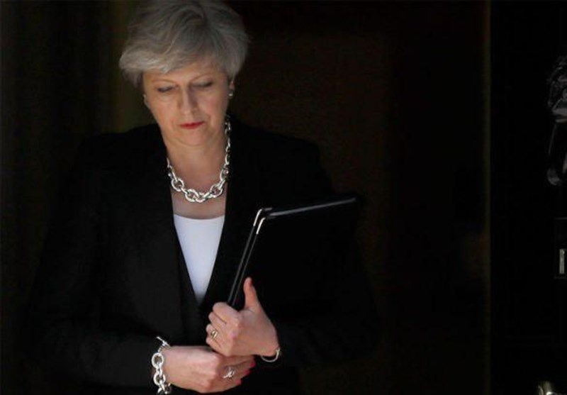 Theresa May's Brexit Suffers Historic Defeat