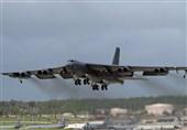 پرواز 2 فروند بمب افکن آمریکا در نزدیکی کره شمالی