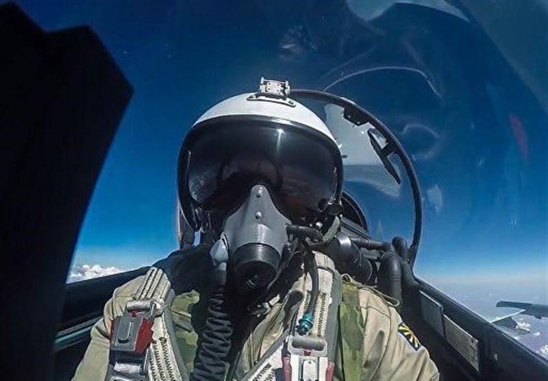 رهگیری هواپیماهای شناسایی آمریکایی توسط جنگنده روسی