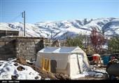 روستاهای زلزله زده خراسان شمالی