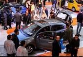 دومین نمایشگاه خودروی تهران به روایت تصویر