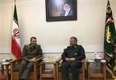 General Stresses IRGC, Army's Devotion to Public Service