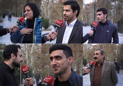 حرف های مردم با سردار سلیمانی بعد از پیروزی بر داعش